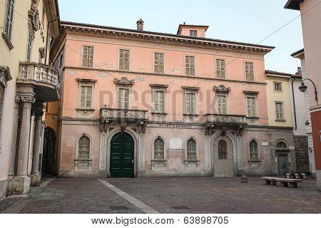 Museo Garibaldi in Como