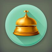 image of chimes  - Reception Bell - JPG