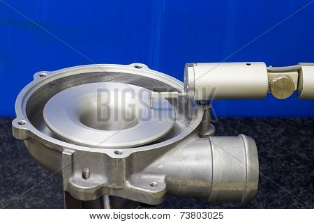 Inspection Turbo Roughness