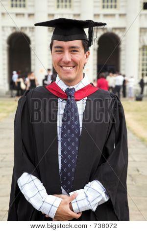 Casual Graduate