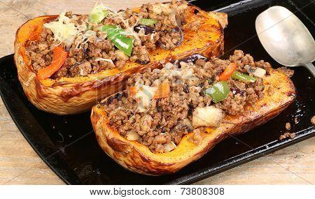 Vegetarian Roast Squash