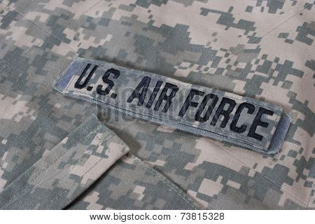 Us Air Force Uniform
