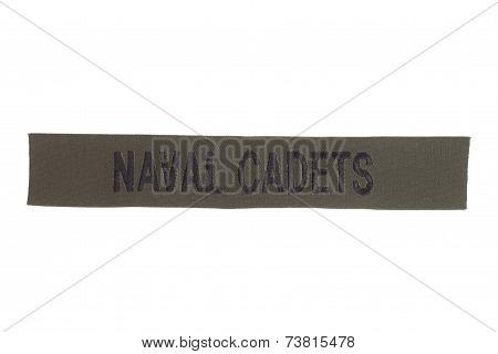 Us Naval Cadets Uniform Badge