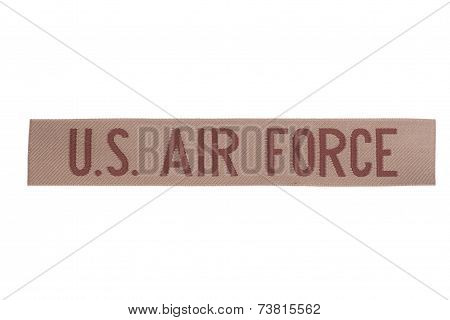 Us Air Force Uniform Badge