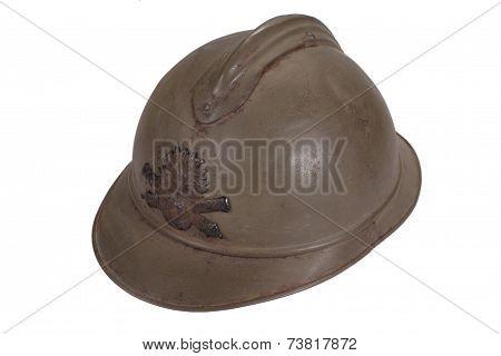 Ww1 Steel Helmet