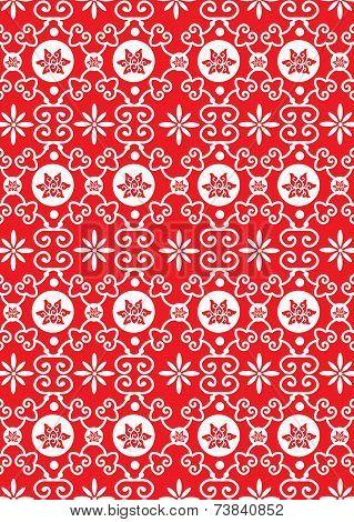 Classic Oriental Pattern