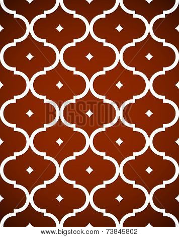 Traditional Geometric Seamless Pattern