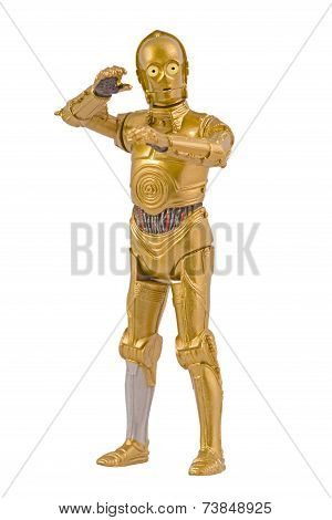 Star Wars character C-3PO