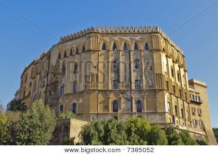 Normans' Royal Palace