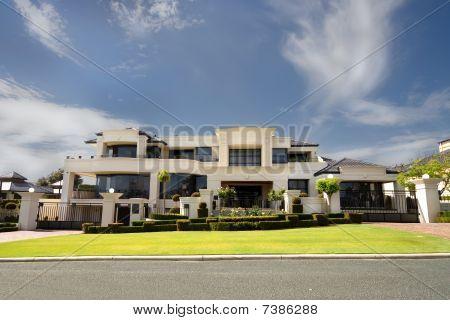 Enormous Architect Designed House