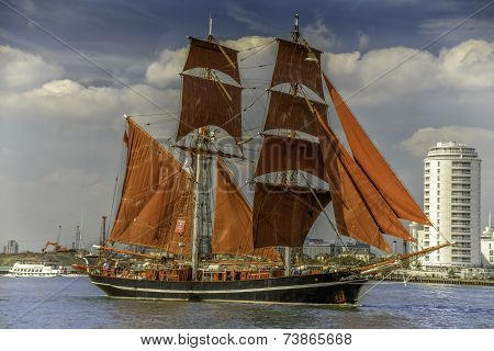 Royal Greenwich Tall Ships Festival