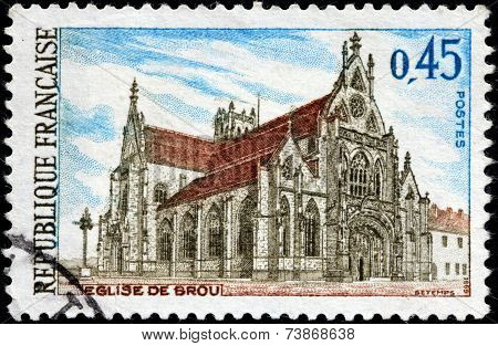 Brou Church