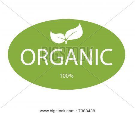 Organic lable