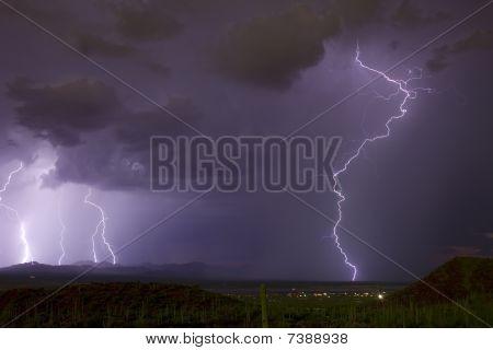 Desert Storms