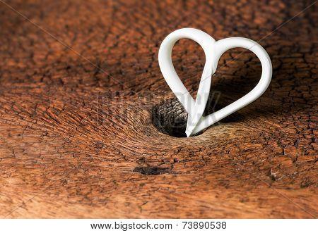 Ceramic Heart Shape