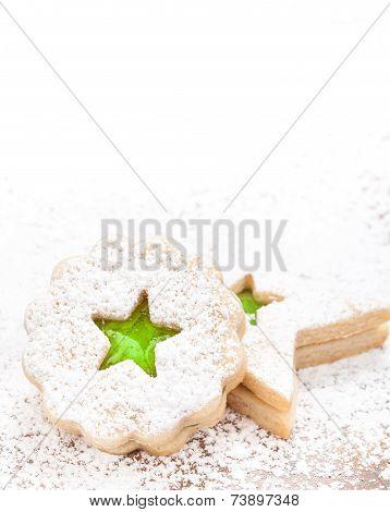 Christmas Star Cookie