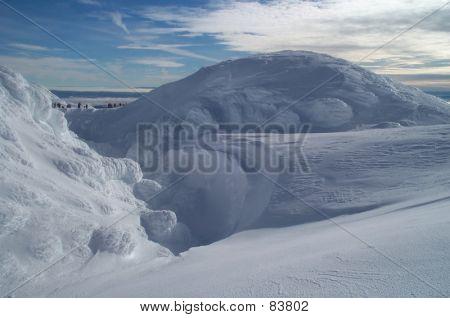 Mt Bachelor Peak
