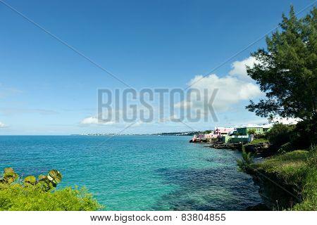 Bermuda Coast Line