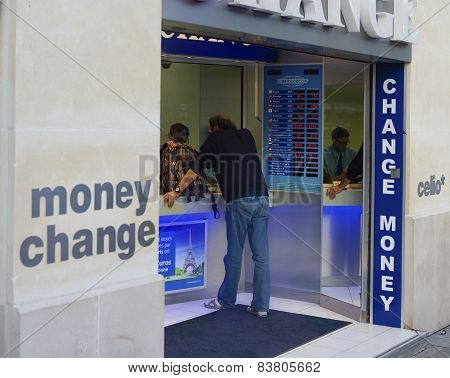 Money Change