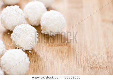 Coconut Pralines