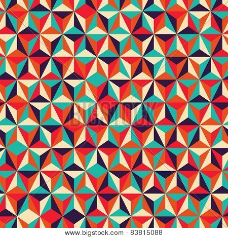 triangular seamless pattern