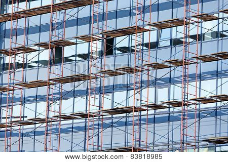 High-rise Glass Building