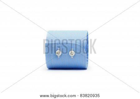 Blue Sleeve Cuff