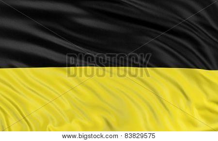 3D Baden-Wuttemberg Flag