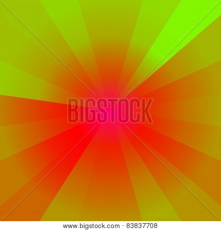 Vibrant colors abstract background