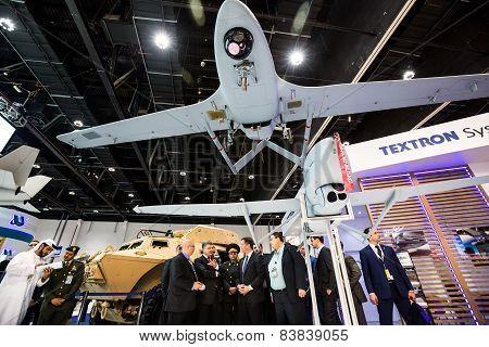 International Defence Exhibition In Abu Dhabi