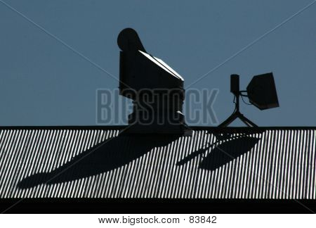 Vents On A Hot Tin Roof