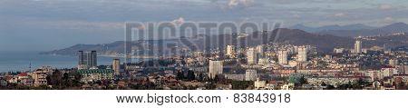 Sochi, Panorama