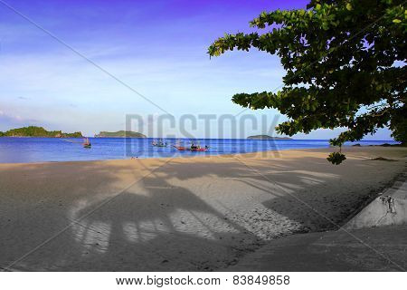 Andaman Sea Beach Blue Sky