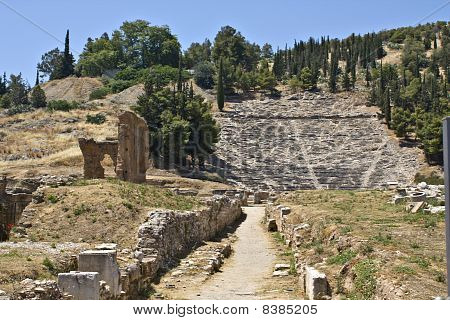 Ancient Argos at Peloponnesus, Greece