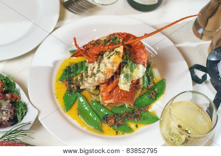 Crayfish Dinner