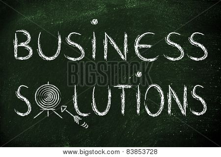 Business: Define Your Target, Reach The Best Business Solution