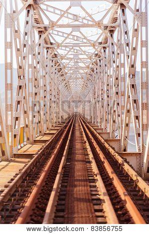 Down The Train Track