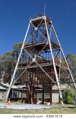 Chewton Gold Mine