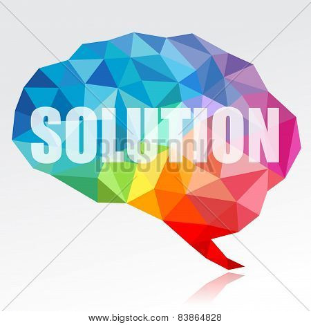 Brain and solution
