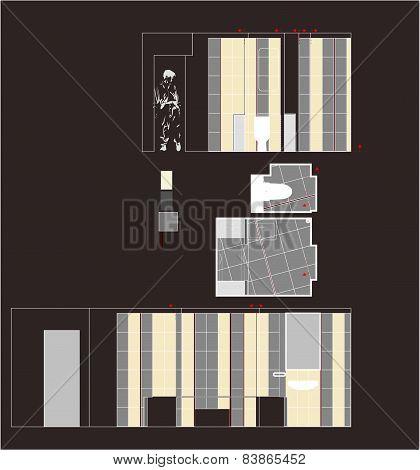 05_drawing Room Walls.eps