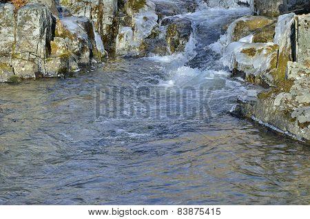 Stream And Stones