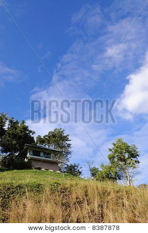 House On Mountain
