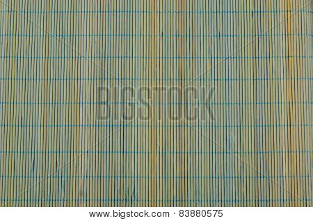 Bamboo Tablecloth Green