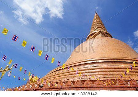 Prapathom Pagoda