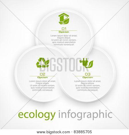 Infographic Round Elements