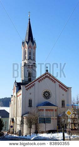 Church in Saxony