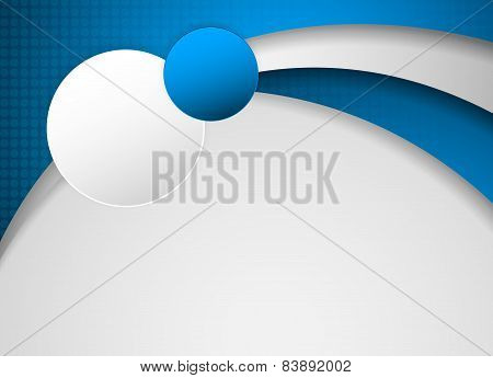 abstract vector template