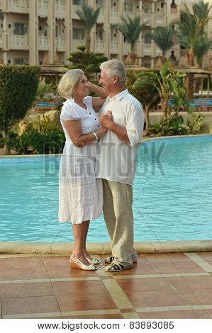 couple enjoy fresh air