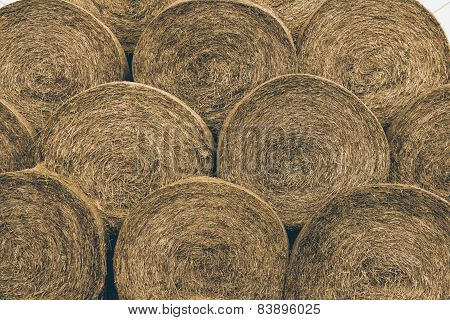 Bala,straw, beautiful sunset, scenic landscape, farm producing food,
