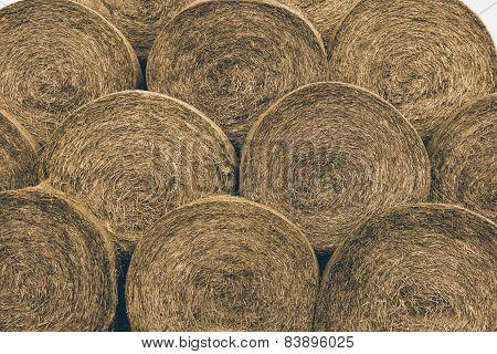 Bala,straw, beautiful sunset, scenic landscape, farm producing food,